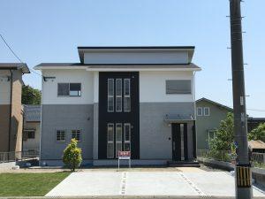 天辰の家竣工2